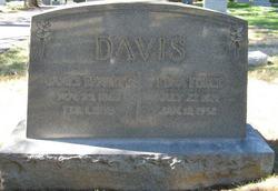 Edna <I>Force</I> Davis