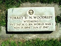Torrey Brigham Newton Woodruff
