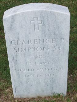 Clarence Penn Simpson, Sr