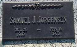 SPC Samuel Joseph Jorgensen