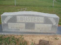 Mabel Christina <I>Cleere</I> Buster