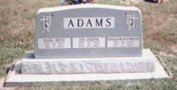 Hazel Irene <I>McDaniel</I> Adams