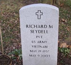 Richard M Seydell