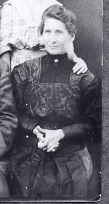 "Mary Alice ""Mollie"" <I>Key</I> Edwards"