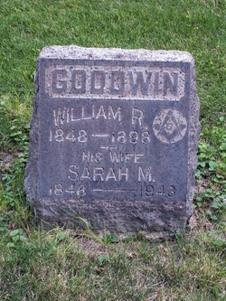 Sarah Margaret <I>Bolser</I> Smith Goodwin