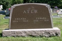 Amanda <I>Miner</I> Ater