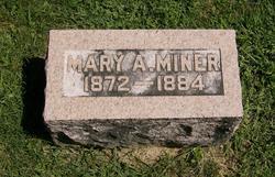 Mary A Miner