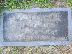O. Gregory McCarter