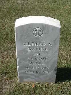 Alfred A Gange