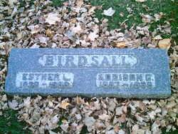 Esther L. Birdsall