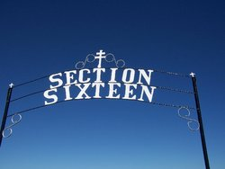 Section Sixteen Cemetery