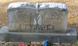 "Rosa Elmira ""Rosie"" <I>Walsh</I> Barlow"