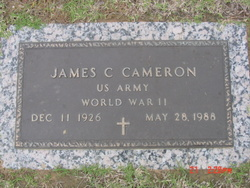 James C. Cameron