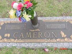 Mary L. <I>Rhine</I> Cameron