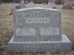 Katherine Louise <I>Thimesch</I> Buscher