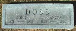 Frances Doss