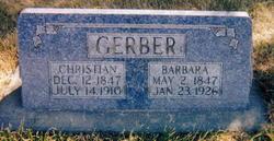 Barbara <I>Roth</I> Gerber