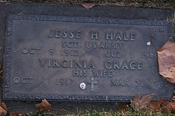 Virginia Grace Hale
