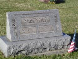 Martha <I>Anderson</I> Rabenold