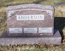 Carl Terry Anderson