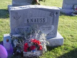 Russell W. Knauss