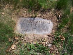 Thomas A. Marshall