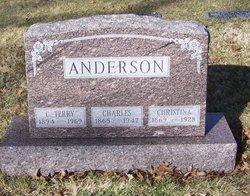Christina <I>Halstead</I> Anderson