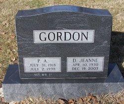 Paul A. Gordon