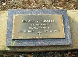 Homer V. Russell