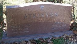 Dr Willis H. Atkinson