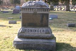 """Caroline Rebecca """"Carrie"""" Rominger"""