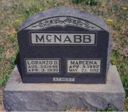 Loranzo Dow McNabb