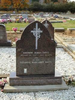 Andrew James Davis