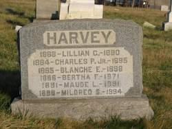 Blanche E. Harvey
