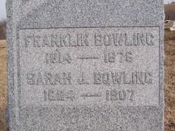 Sarah J. Bowling
