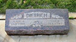 Vera Minnie <I>Houston</I> Dietrich