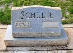 Bernard J. Schulte