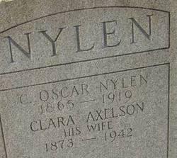 Claus Oscar Nylen