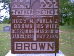Huey Melvin Brown