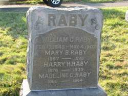 Madeline C. Raby