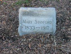 Mary S. <I>Legate</I> Stanford