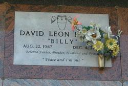 "David Leon ""Billy"" Knight"