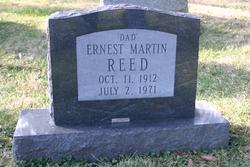Ernest Martin Reed