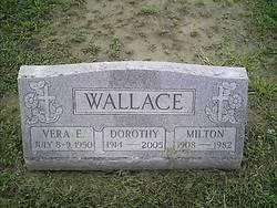Dorothy <I>Watkins</I> Wallace