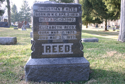 Christian Lewis Reed
