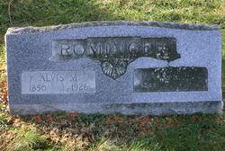 Alvis M. Rominger