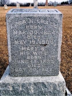 Pvt Ezra H. Crabb