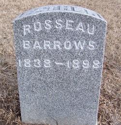 Sgt Rosseau Barrows