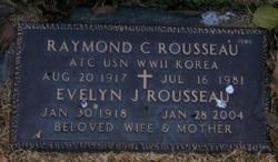 Evelyn J Rousseau