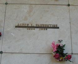 Alyce Farrentine